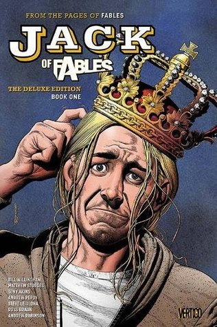 Jack of Fables: The Deluxe Edition, Book One