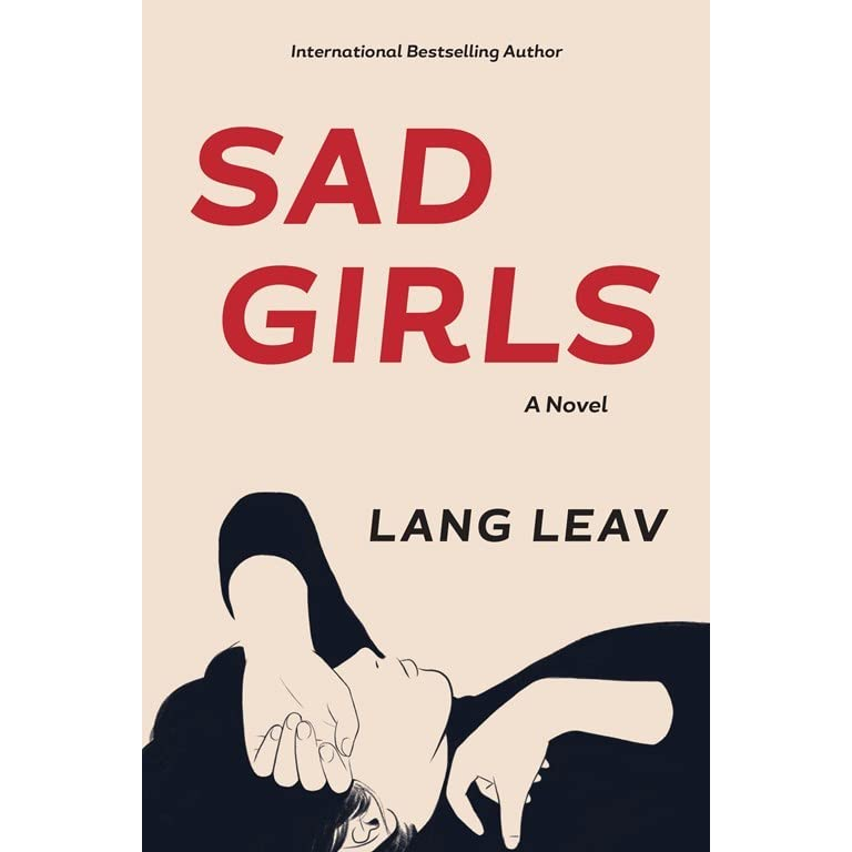 Sad girls by lang leav fandeluxe Image collections