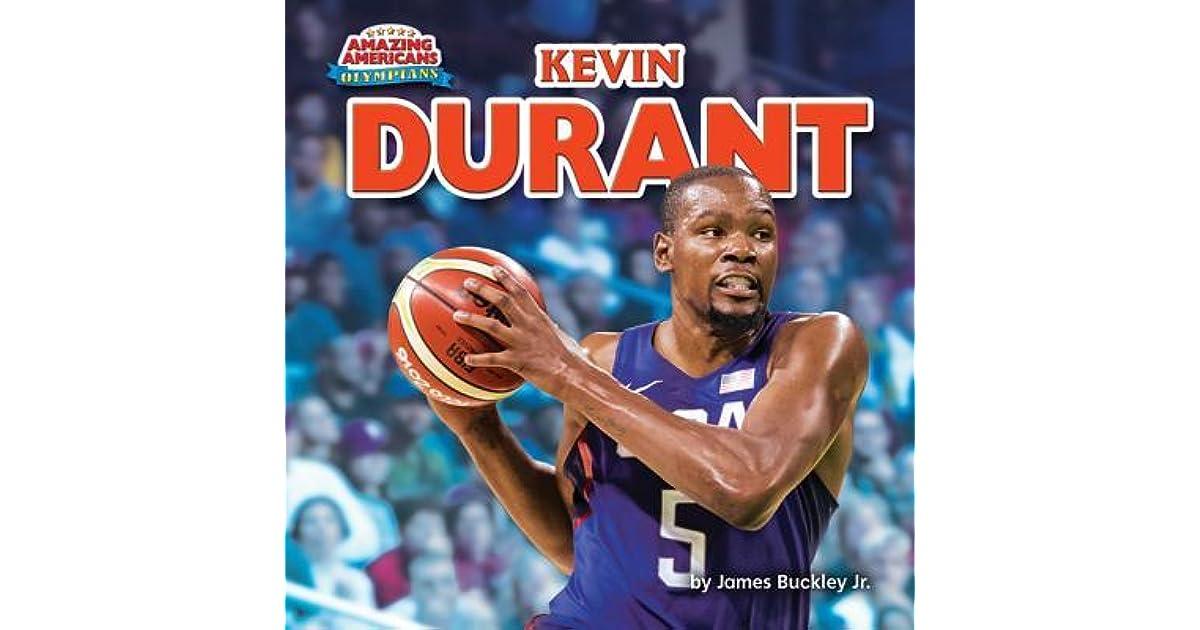 508f84ffac5b Kevin Durant by James Buckley Jr.