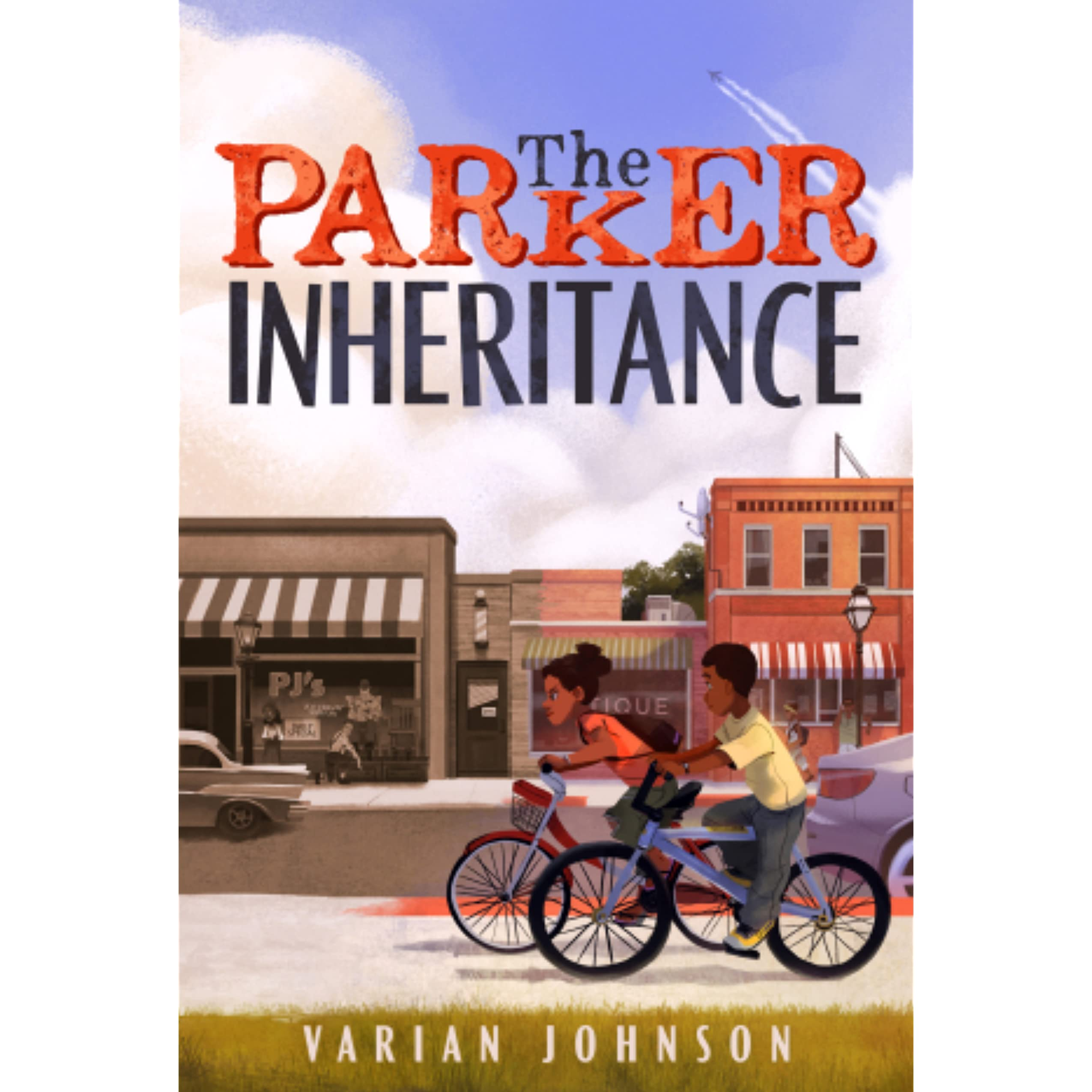 Image result for the parker inheritance