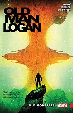 Wolverine by Jeff Lemire