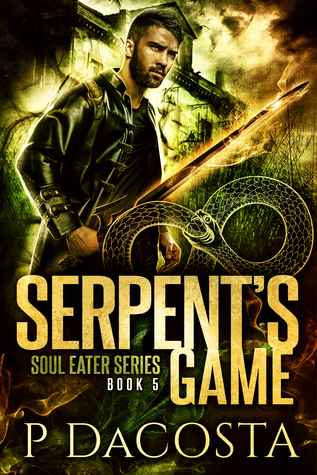 Serpent's Game by Pippa DaCosta