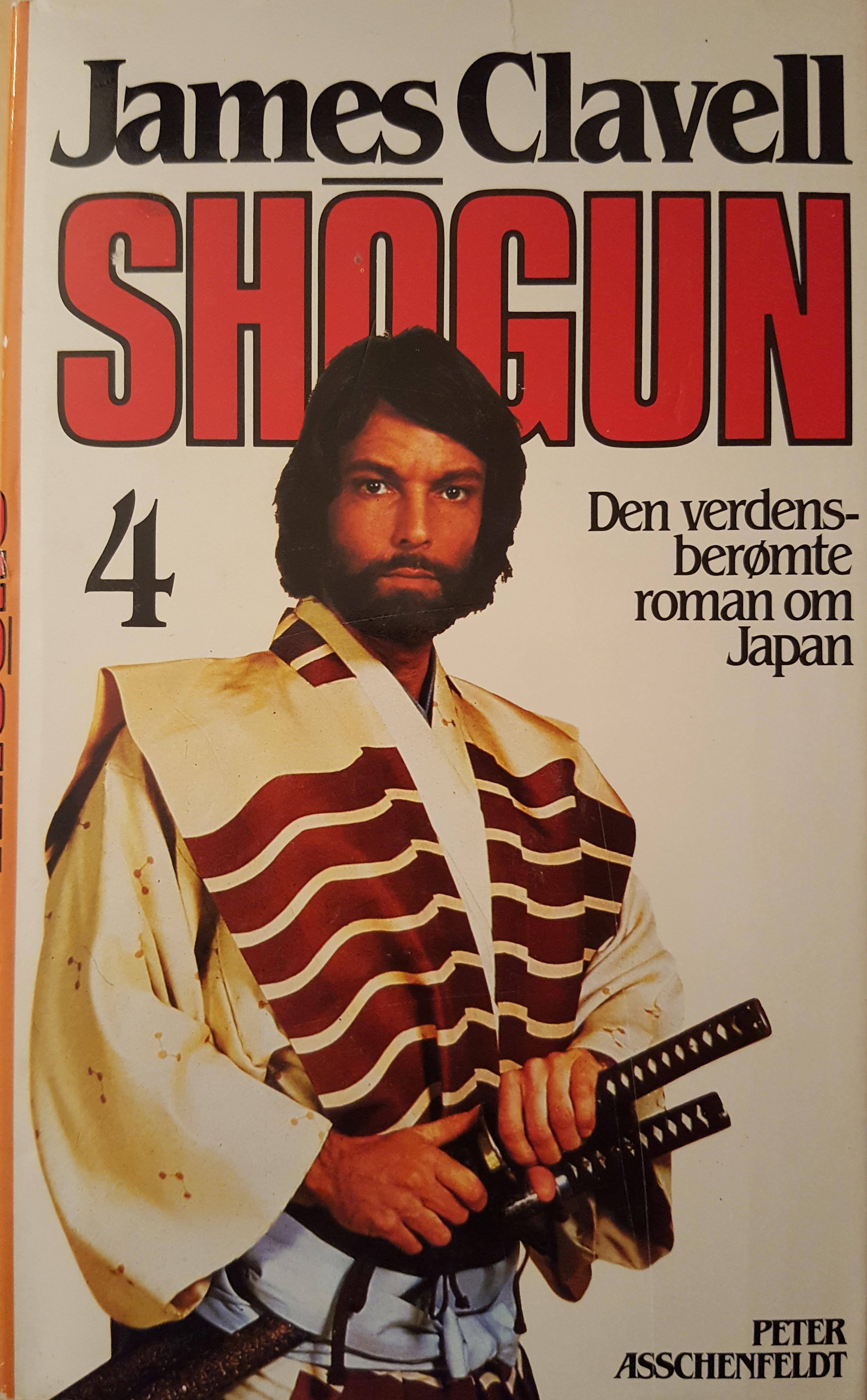 Shōgun, Part 4 James Clavell