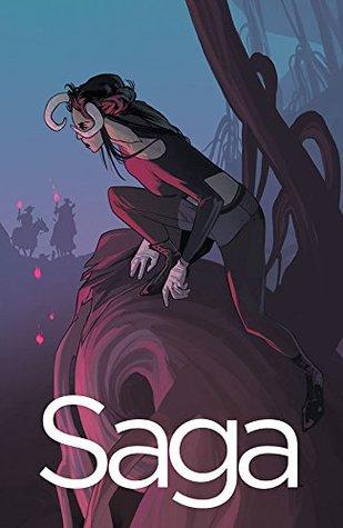 Saga #45 by Brian K. Vaughan