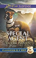 Special Agent (Classified K-9 Unit #3)