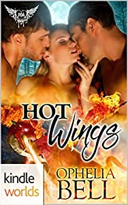 Hot Wings (Paranormal Dating Agency; Aurora Champions, #2)