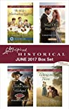 June 2017 Box Set: The Bride's Matchmaking Triplets / A Tailor-Made Husband / Mail Order Sweetheart / Taking on Twins