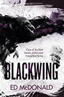 Blackwing (Ravens' Mark, #1)