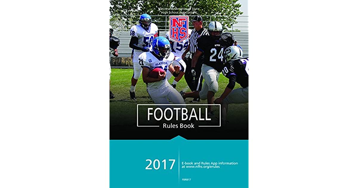 High School Football Rule Book