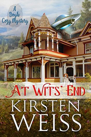 At Wits' End (A Wits' End Cozy Mystery #1)
