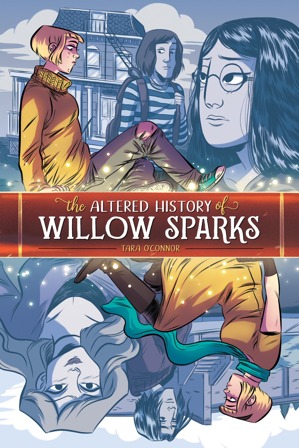 The Altered History of Willow Sparks