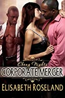 Corporate Merger (Ebony Nights Book 3)