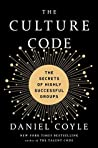 Book cover for The Culture Code: The Secrets of Highly Successful Groups