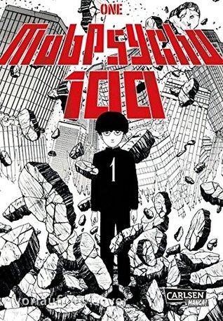 モブサイコ100 1 (Mob Psycho 100, #1) by ONE