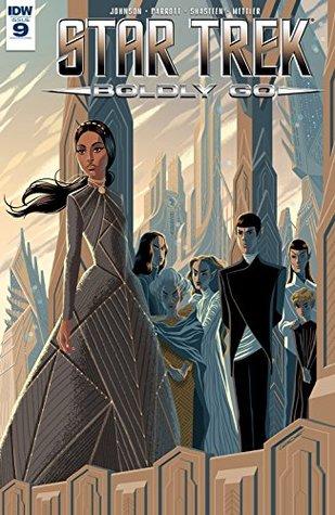Star Trek: Boldly Go #9