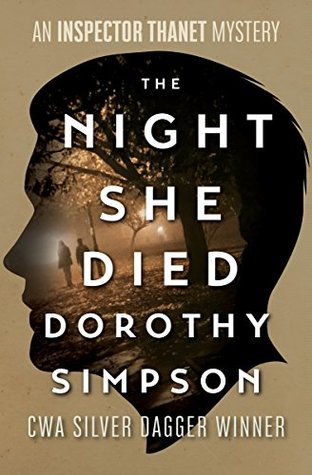 The Night She Died (The Inspector Thanet Mysteries)