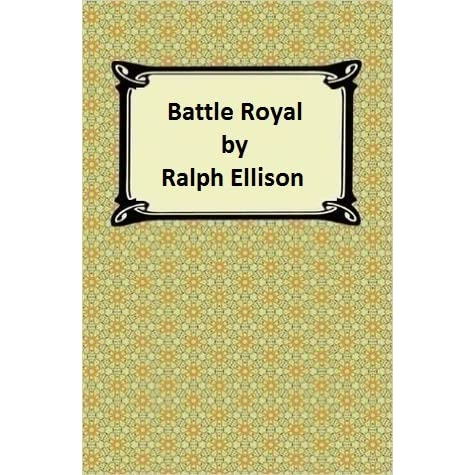 an analysis of heritage in battle royal by ralph ellison and everyday use by alice walker Excerpt from the invisible man a study guide for my writing class.