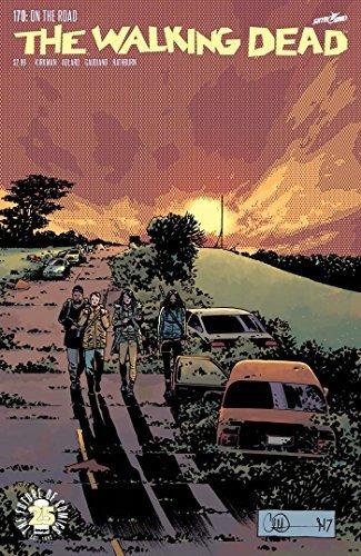 The Walking Dead, Issue #170