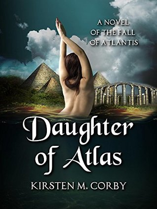 Daughter of Atlas by Kirsten M. Corby