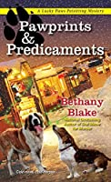 Pawprints & Predicaments (Lucky Paws Petsitting Mystery Book 3)