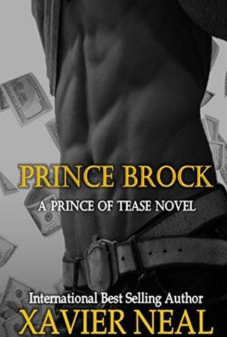 Prince Brock (Princes of Tease #3)