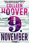 9. november by Colleen Hoover