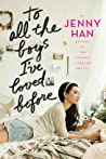 Book cover for To All the Boys I've Loved Before (To All the Boys I've Loved Before, #1)