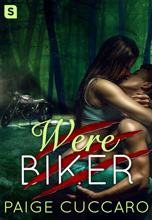 Werebiker by Paige Cuccaro