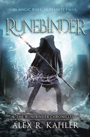 Runebinder by Alex R. Kahler