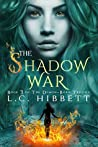 The Shadow War (The Demon-Born Trilogy #3)