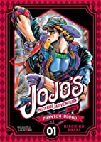 JoJo's Bizarre Adventure: Part 1—Phantom Blood, Vol  1 by
