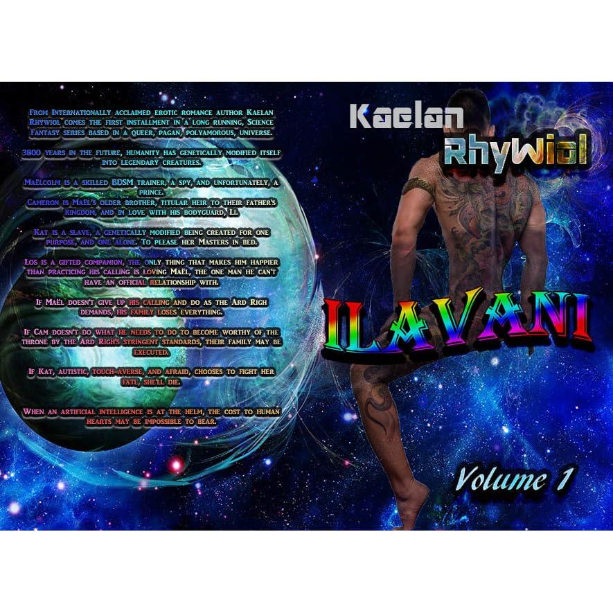 Ilavani Vol 1 by Kaelan Rhywiol