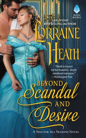 Beyond Scandal and Desire (Sins for All Seasons, #1)