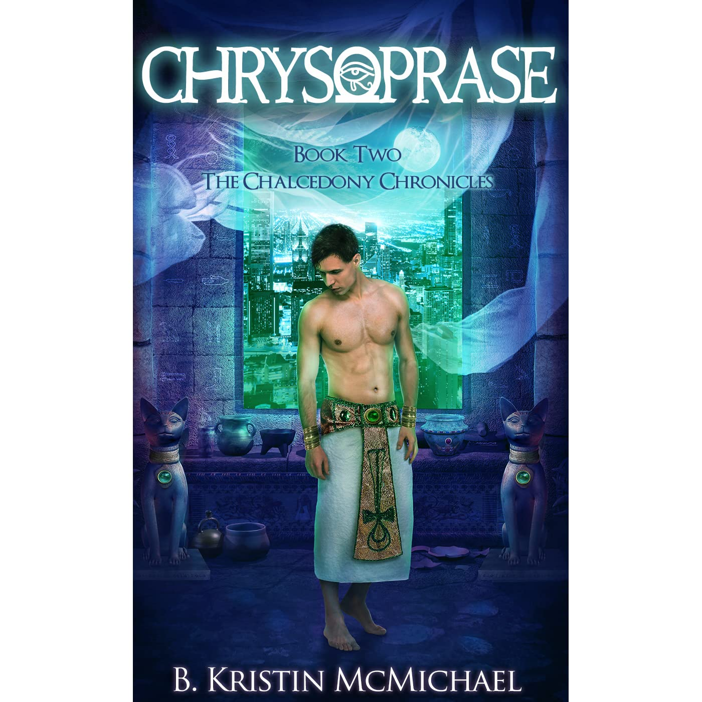 Chrysoprase (chalcedony Chronicles #2) By B Kristin Mcmichael €� Reviews,  Discussion, Bookclubs, Lists