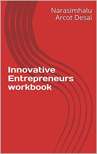 innovative entrepreneur workbook