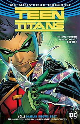 Teen Titans, Vol. 1 by Benjamin Percy
