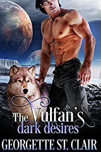 The Vulfan's Dark Desires (Starcrossed Dating Agency, #3)