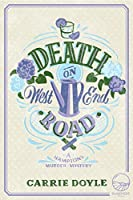 Death on West End Road (Hamptons Murder Mysteries Book 3)
