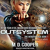 Outsystem (The Intrepid Saga #1)