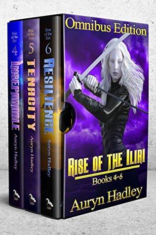 The Rise of the Iliri: Books 4-6 (Rise of the Iliri, #4-6)