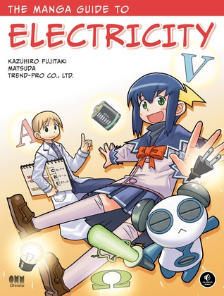 The book cover for The Manga Guide to Electricity