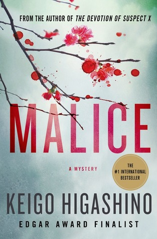 Malice (Detective Kaga, #1)