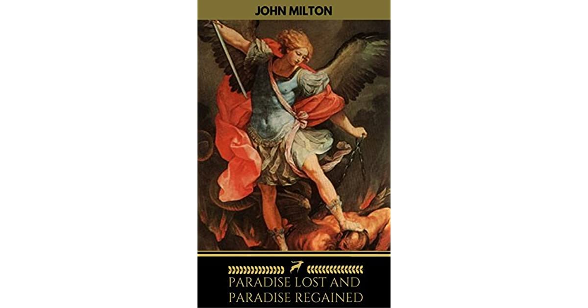 an analysis of john miltons poem paradise lost Milton: paradise lost book i evil to others, and enrag'd might see how all his malice serv'd but to bring forth infinite goodness, grace and mercy shewn.