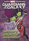 Guardians of the Galaxy: Gamora's Galactic Showdown! a Mighty Marvel Chapter Book