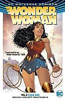 Wonder Woman, Vol. 2: Year One
