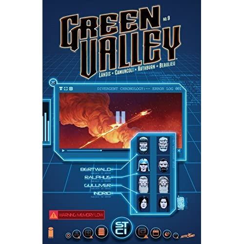 Green Valley #9 by Max LandisGoodreads