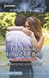 The Midwife's Longed-For Baby (Yoxburgh Park Hospital #2)