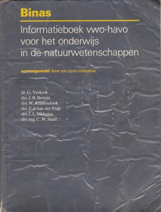 Binas By G Verkerk