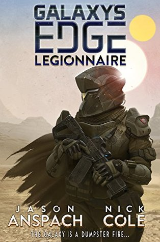 Legionnaire by Jason Anspach
