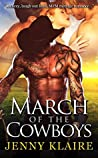March Of The Cowboys (Ménage A Cowboy Book 5)